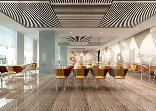 腾祥迈德国际写字楼室内设计