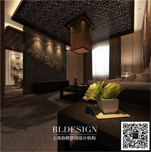 郑州专业中式会所设计公司-榕熙中式高档餐饮会所设计