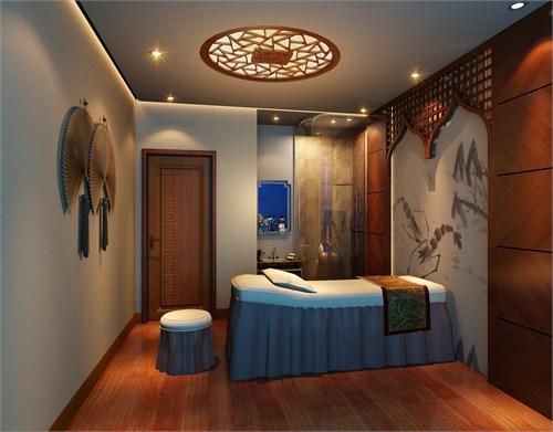 美容spa館_美國室內設計中文網
