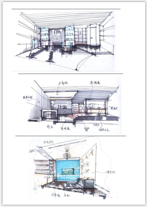 服装店概念设计方案