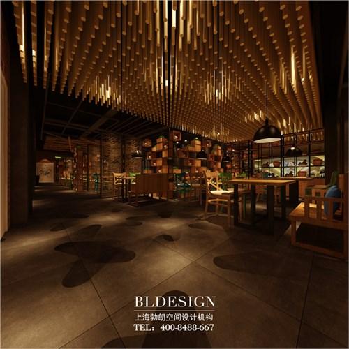 洛阳年代公社复古主题餐厅设计-河南专业主题餐厅设计