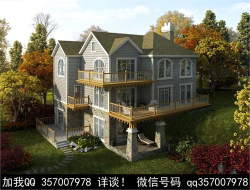 欧式别墅 别墅效果图 景观园林设计 环境设计 豪华别墅 海边别墅 中式