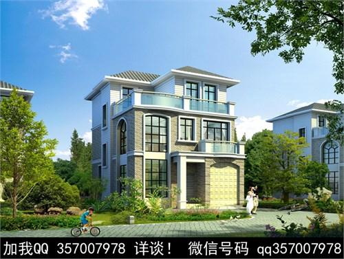 中式风格案例办公别墅效果图出租曲江设计别墅图片