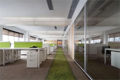 地产办公室_美国室内设计中文网竖版展板v地产免费素材图片