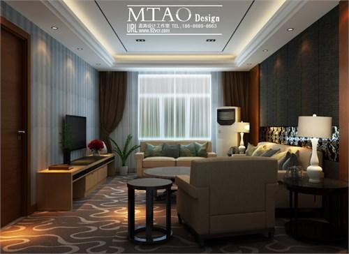 宾馆设计 哈尔滨快捷宾馆效果图设计高清图片