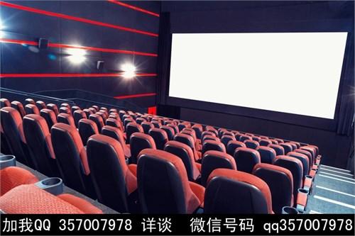 电影院设计案例效果图