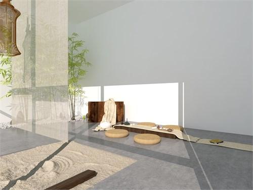 浅议景观设计中室内设计思想的引入图片