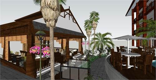 布谷鸟咖啡旅馆_美国室内设计中文网