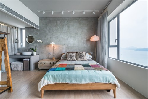 背景墙 房间 家居 起居室 设计 卧室 卧室装修 现代 装修 500_334