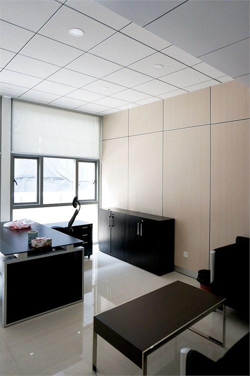 """深圳办公室装饰设计公司""""宝安蘅芳股份合作公司 顶层加建办公室装修"""