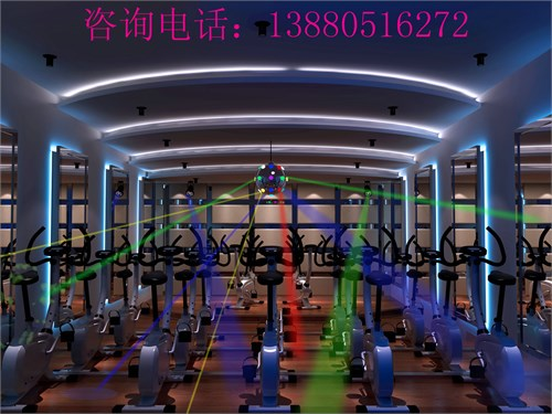 成都专业健身房装修设计公司\/健身房平面布局