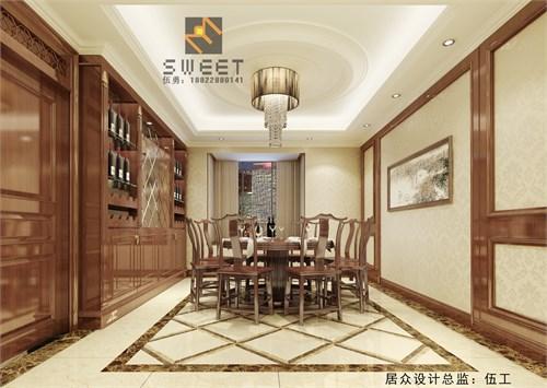 美国城天鹅堡_华桥室内设计中文网厨房农村与卫生间设计图图片