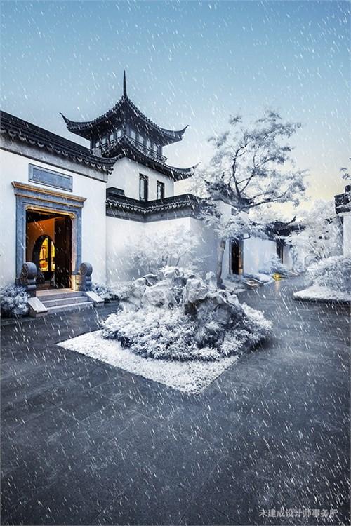 江苏桃花源别墅图片