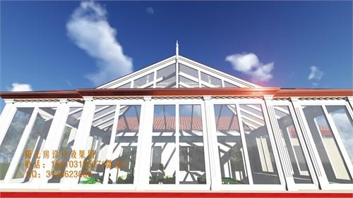 欧式古典阳光房设计效果图