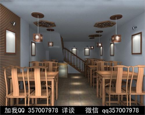 餐馆 拉面馆效果图 拉面馆 室内装修 餐馆效果图 普通餐馆
