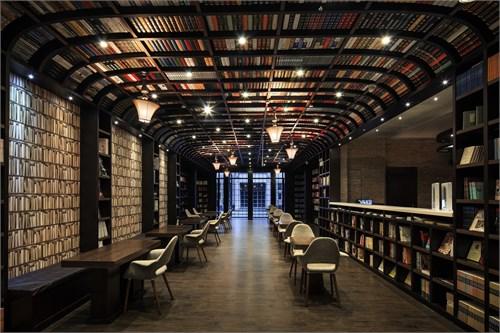 创意书店设计理念