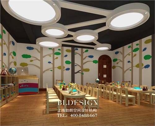 郑州幼儿园设计公司-郑州贵族幼儿园设计案例