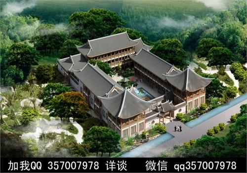 四合院 北京四合院 中式仿古建筑 四合院设计 古典建筑 民居 传统建筑