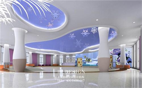 郑州最好的幼儿园设计公司作品