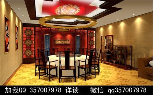 中式景观v景观景区效果图案例餐厅菜地设计图图片