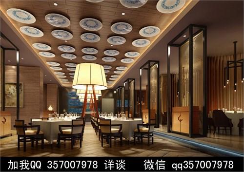 中式案例v案例餐厅效果图建造师和室内园林设计哪个好图片
