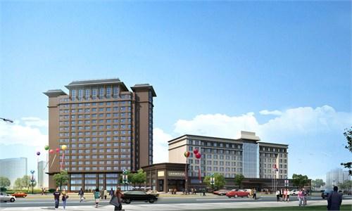 69 案例                        张家界闽南(粤海)国际酒店是粤海