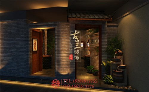 眉山餐厅设计公司|眉山火锅店设计|重庆火锅店设计案例
