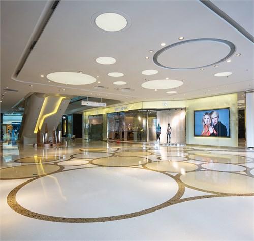 东莞东城万达广场_美国室内设计中文网