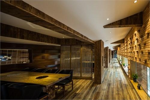 青岛餐厅设计装饰案例——海牧场