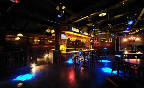 萊爾音樂酒吧-遵義專業特色酒吧裝修設計公司-古蘭裝飾
