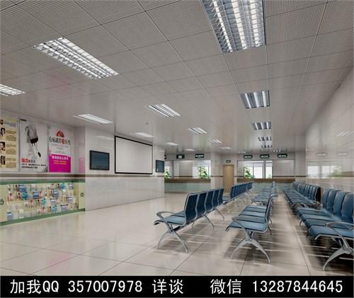 医院设计案例效果图2高清图片