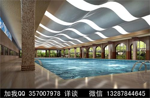 首页 69  设计师俱乐部 69 案例  室内游泳馆 室内游泳池 游泳