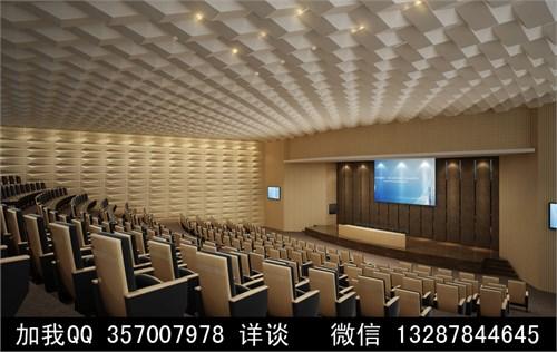 会议室设计案例效果图2图片