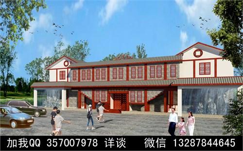 农家乐设计案例效果图_美国室内设计中文网