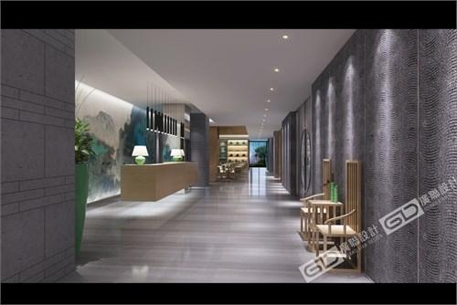 禅意主题精品酒店_美国室内设计中文网