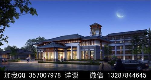 养老院设计案例效果图_美国室内设计中文网