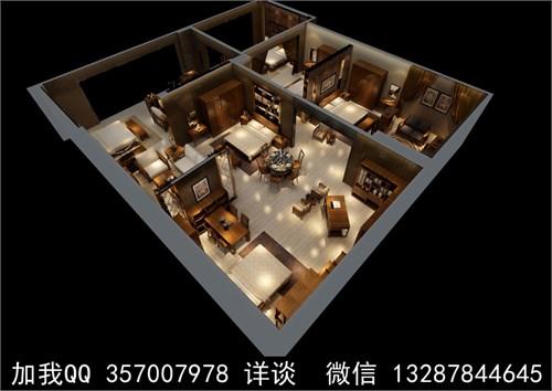 家具展厅设计案例效果图