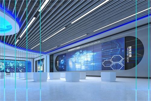 黑龙江科技成果交易展示厅_美国室内设计中文网