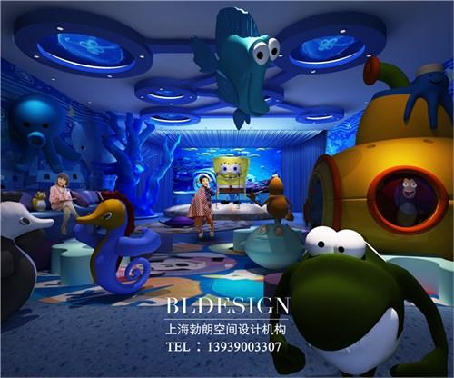 郑州维拉米特彩虹岛儿童体验中心设计-郑州大型亲子