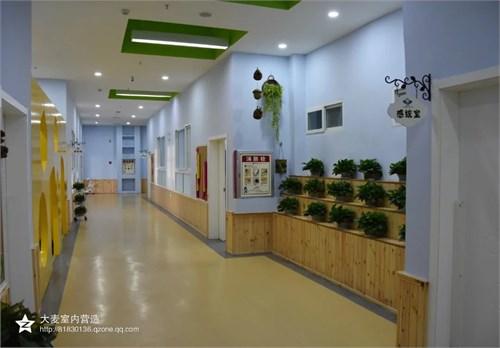 安琪儿幼儿园_美国室内设计中文网