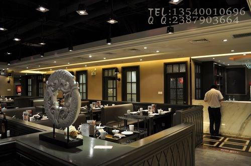 重庆港式火锅店装修设计——港式火锅店装修设计