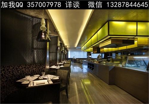 茶餐厅设计案例效果图_美国室内设计中文网