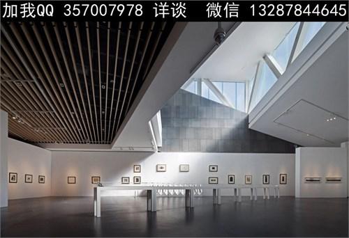 博物馆设计案例效果图