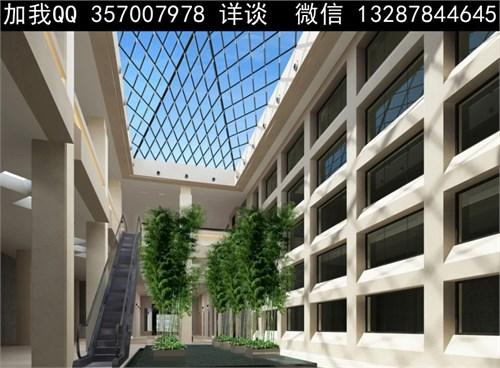 博物馆设计案例效果图_美国室内设计中文网