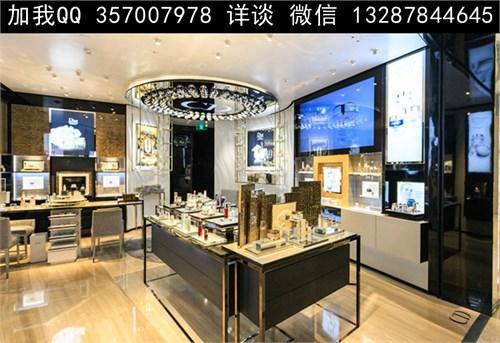 化妆品店设计案例效果图_美国室内设计中文网