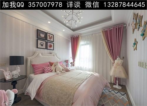 精装样板房 欧式样板房 精装卧室      装璜 软装饰