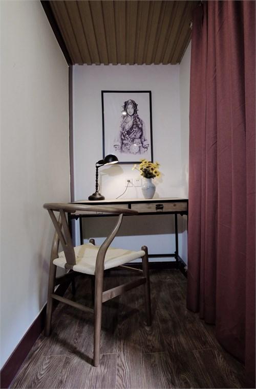 藏式民宿设计-和瑞.布科院子精品客栈图片