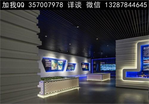 展览馆设计案例效果图_美国室内设计中文网
