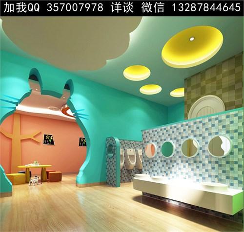 装饰手工区 儿童天地 早教中心 幼儿园 儿童乐园 儿童游戏室 儿童娱乐