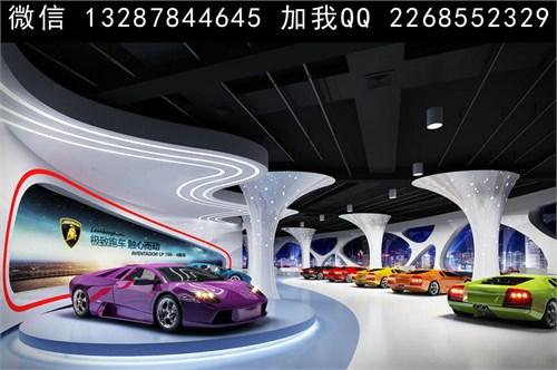 车展展位 车展展台 车展展厅 车展效果图 汽车展台 汽车展位 展示设计